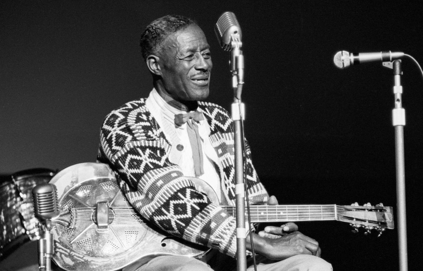 Justin Behrend on Blues Musician Son House