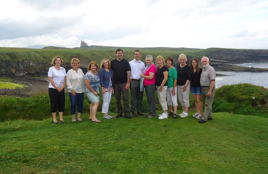 Geneseo Alumni Learning Trip to Ireland