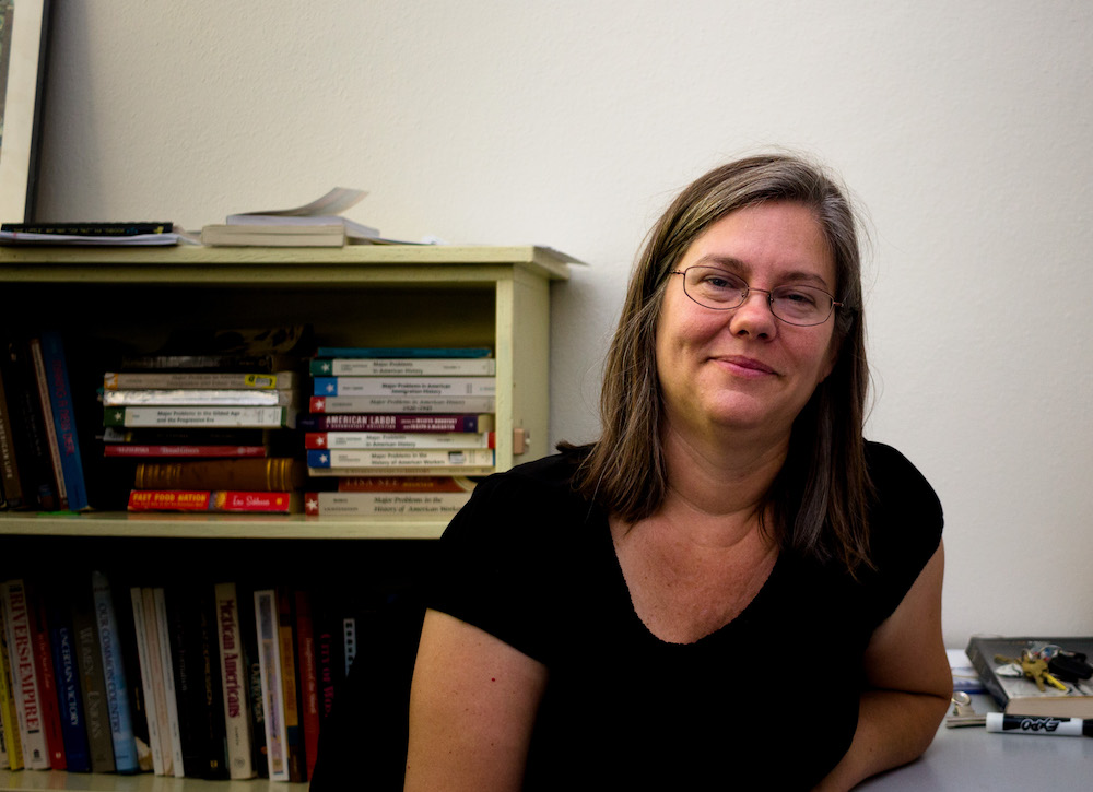 Professor Kathy Mapes Featured on BackStory
