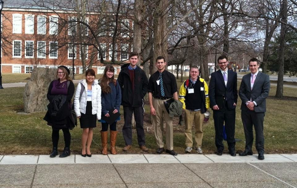 2014 Phi Alpha Theta Regional Conference at SUNY Buffalo State