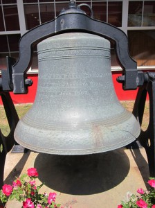 Atlanta's Oldest Fire Bell, Added In 1867 - Raymond Keen 2013