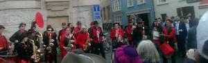 Brass Band May Day