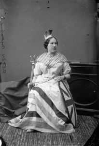Mrs. G. W. Wickstead as Britannia. http://collectionscanada.gc.ca/pam_archives/index.php?fuseaction=genitem.displayItem&lang=eng&rec_nbr=3200050