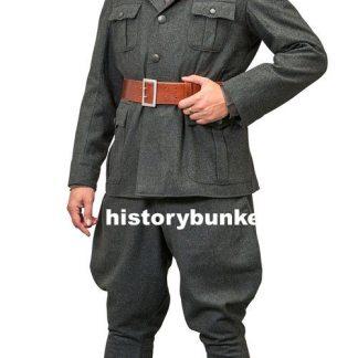 WW2 Italian Army tunics and uniforms