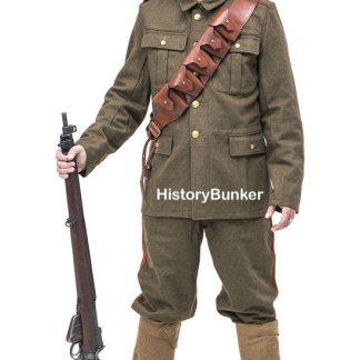 WW1 New Zealand army uniforms and tunics