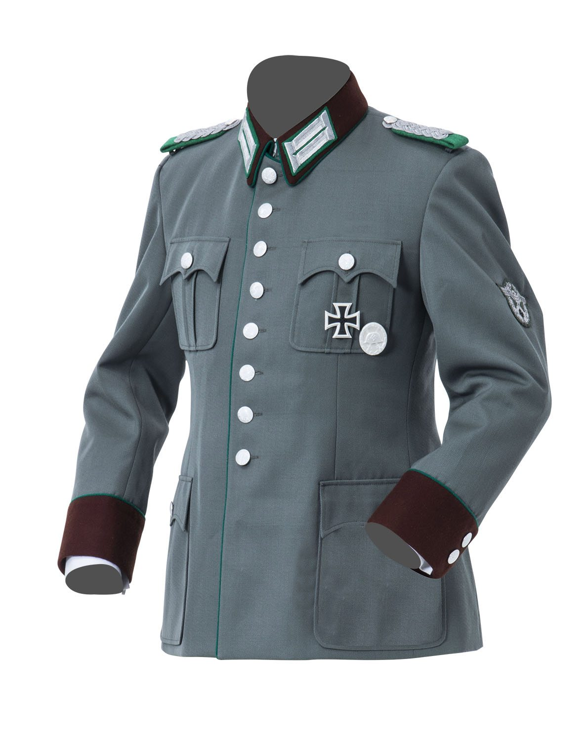 WW2 German Ordnungspolizei Officer M38 Tunic ...