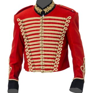 19th century British and French uniforms