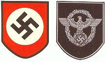 WW2 German Helmets Decals and Helmet covers