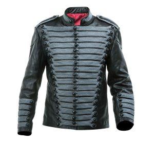 Leather Hussars Jacket