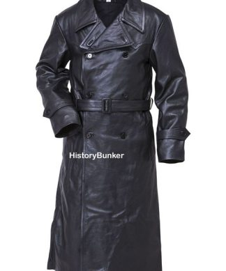 Leather - Black - WW2 and WW1 jackets, trousers and coats