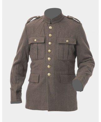 WW1 Canadian uniforms and tunics