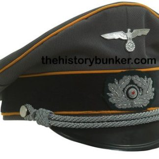 WW2 German Army helmets, hats and caps