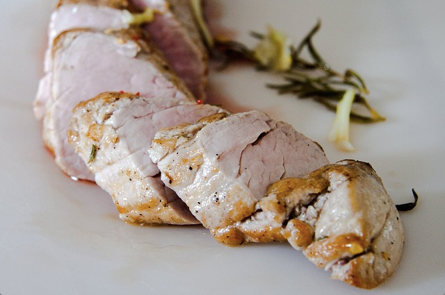 The BEST Cuban Grilled Pork Tenderloin