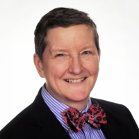 Margo Burns, AB, MA