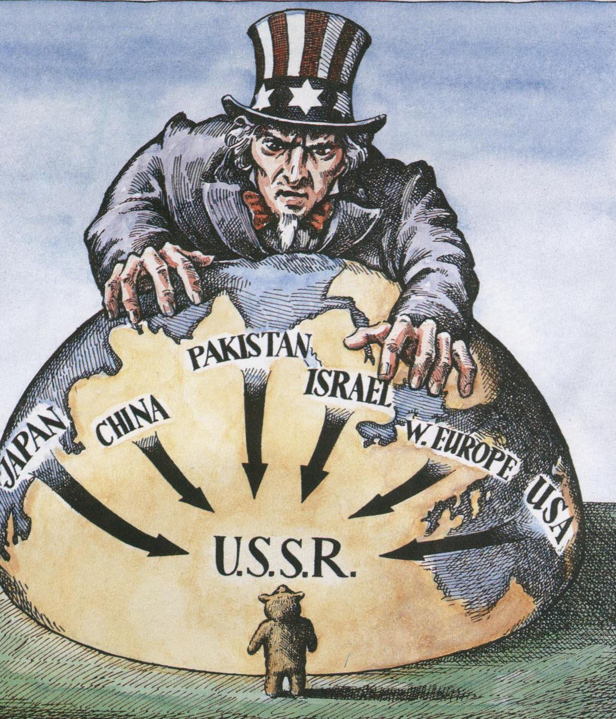 Teaching The Cold War Through Maps And Images