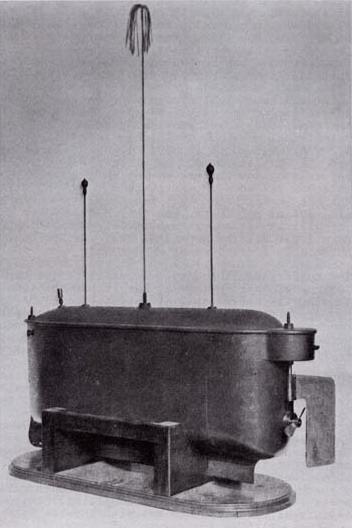 Tesla's radio controlled boat