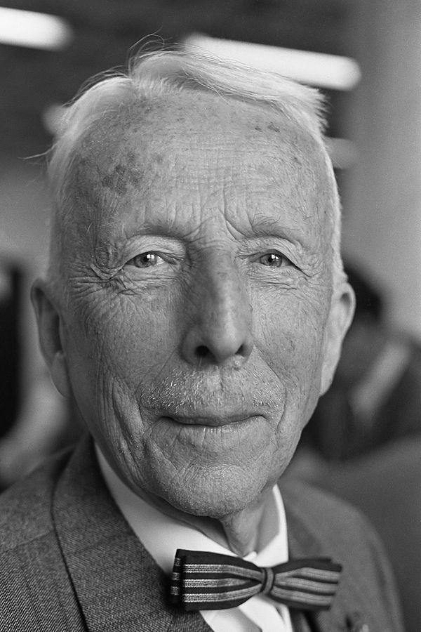 Vincent Van Gogh, the nephew of artist Vincent Van Gogh