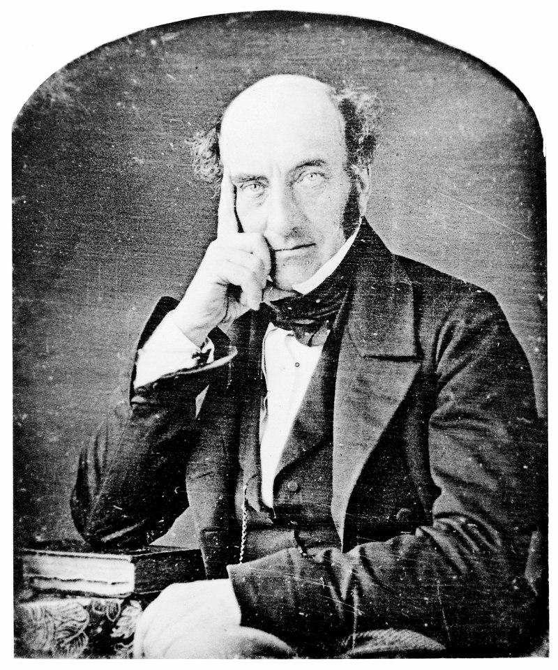 Portrait of Robert Liston