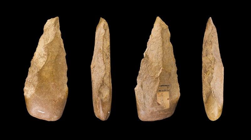 Acheulean hand-axe
