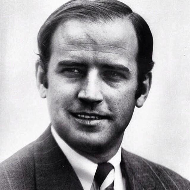Senate portrait of Joe Biden