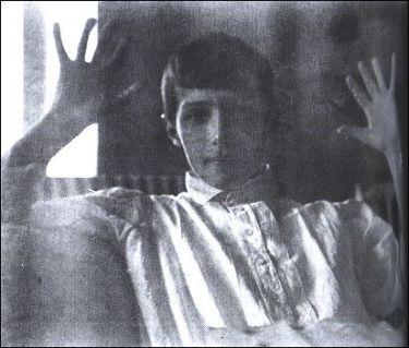Alexei during their captivity.