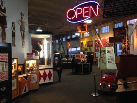 Mechanical Museum, San Francisco, USA