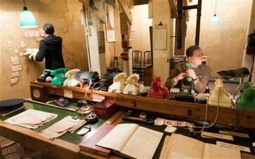 Churchill's War Room, Londen, Engeland