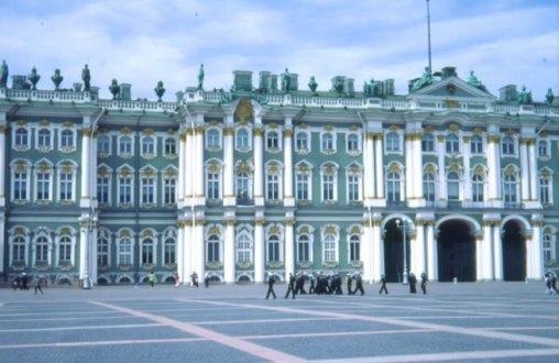 Hermitage, Sint-Petersburg, Rusland