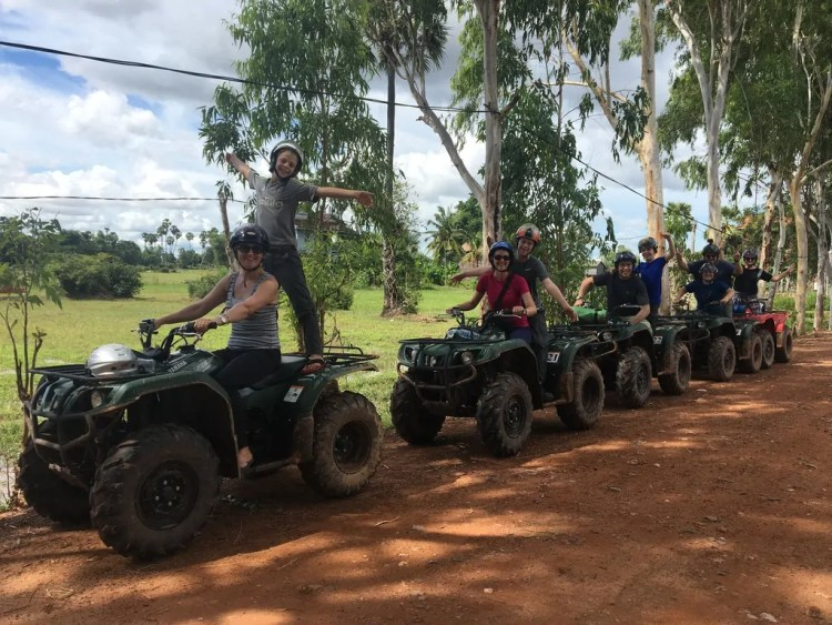 Cambodia - Siem Reap - Quad Bike Adventures - Collab Entry