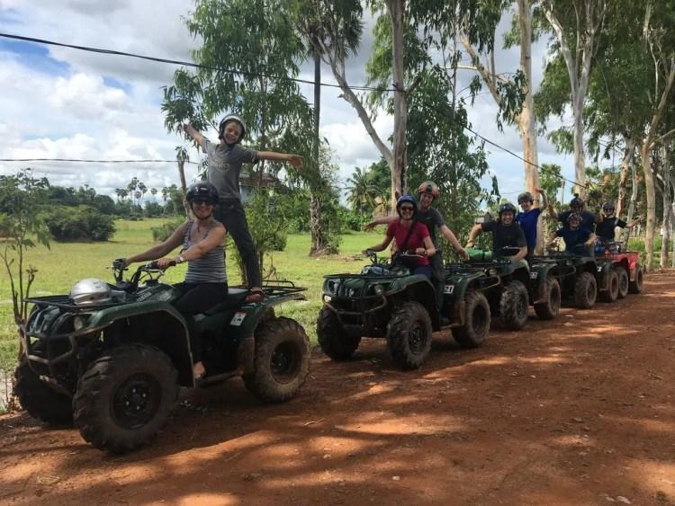 Cambodia - Siem Reap - Quad Bike Adventures - Collab Entry