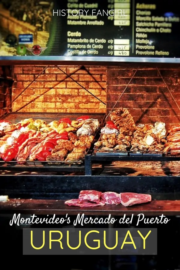 Where to Eat in Montevideo: The Mercado del Puerto