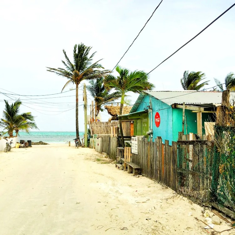 One of the entrances to the Beach Path in San Pedro