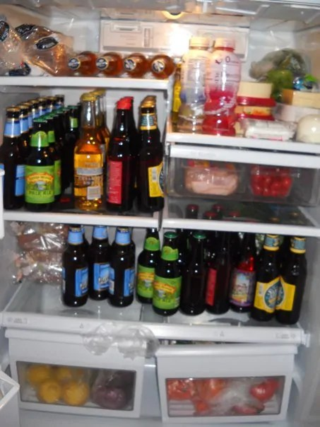 Refrigerator Organization in your Twenties