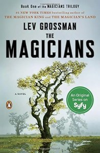 The Magicians by Lev Grossman. Pic Courtesy of Amazon