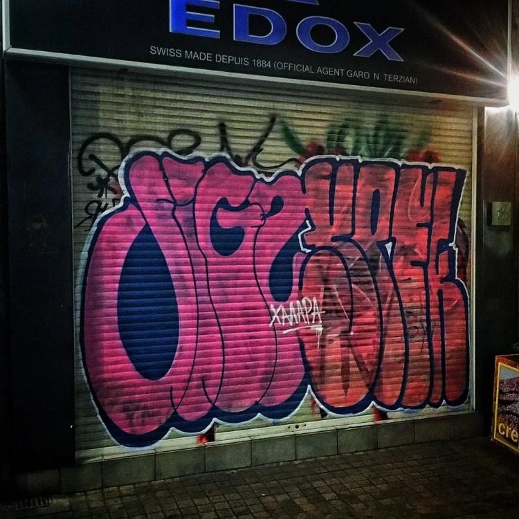 street art cyprus nicosia nighttime travel safety