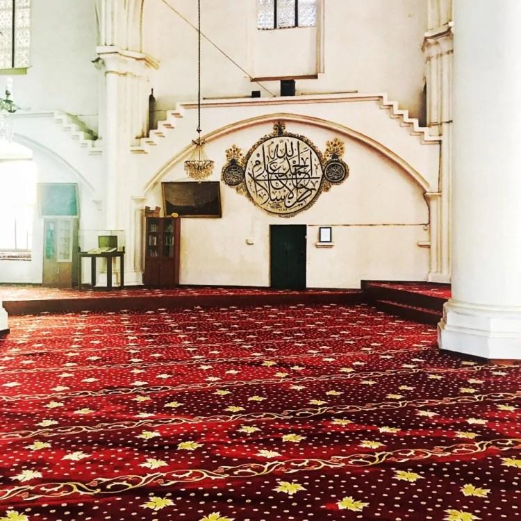 mosque cyprus north cyprus turkish selimeye mosque