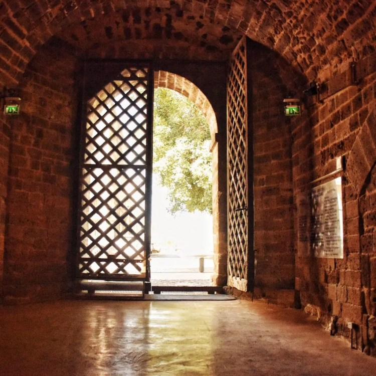 Inside the Famagusta Gate