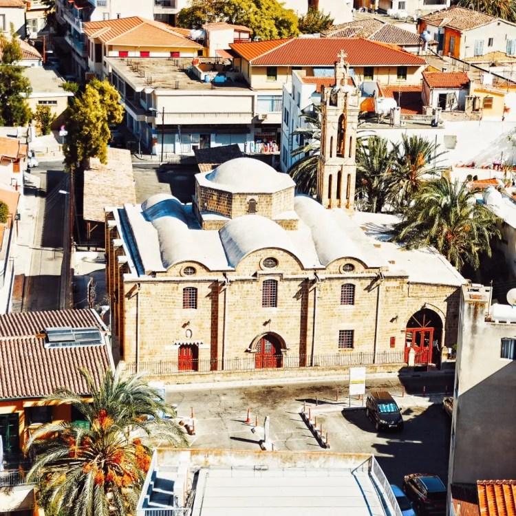Trypiotis Church