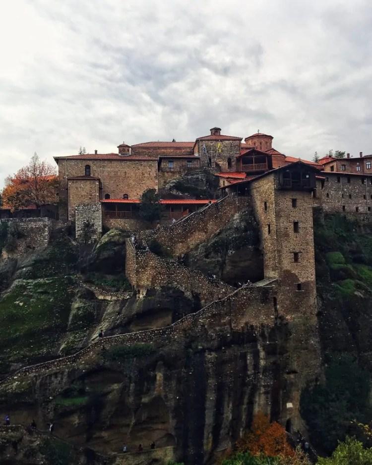 The Great Meteoron Monastery