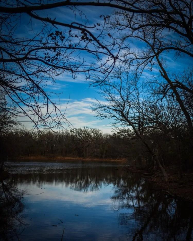 Love that blue Oklahoma Sky
