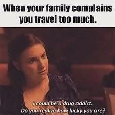 Girls Travel Meme
