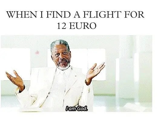 Flight Travel Meme