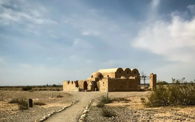 The Desert Castle of Quseir Amra