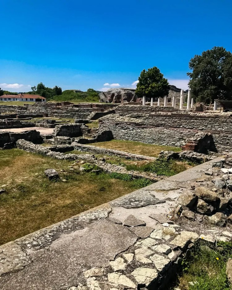 Remains of the Palace of Galerius