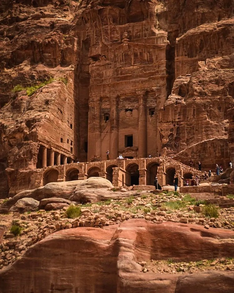 Petra is much more than just the Treasury!