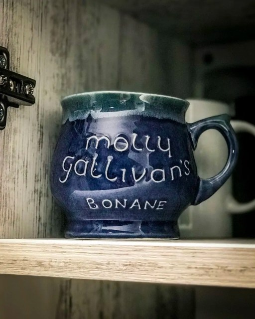 My Molly Gallivan's Mug
