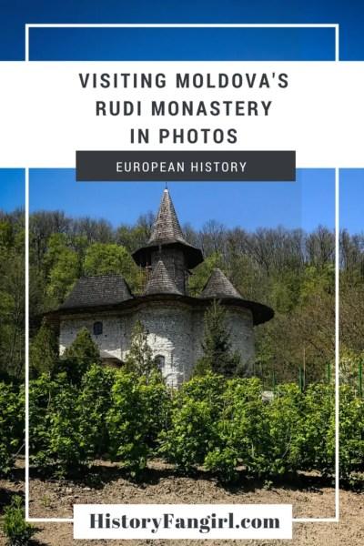Visiting Moldova's Rudi Monastery in Photos