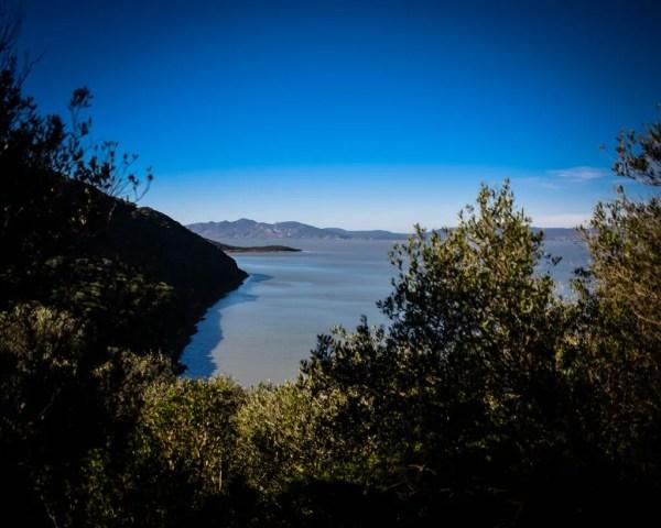 View of Lake Ichkeul