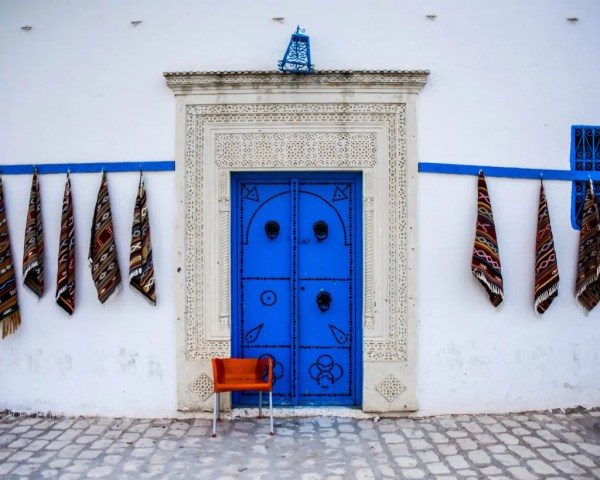 Another one of my favorite doors in Tunisia, this one in Kairouan