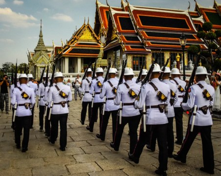 Bangkok and the Kingdom of Siam